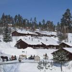 Vrådal Hyttepark Hütten