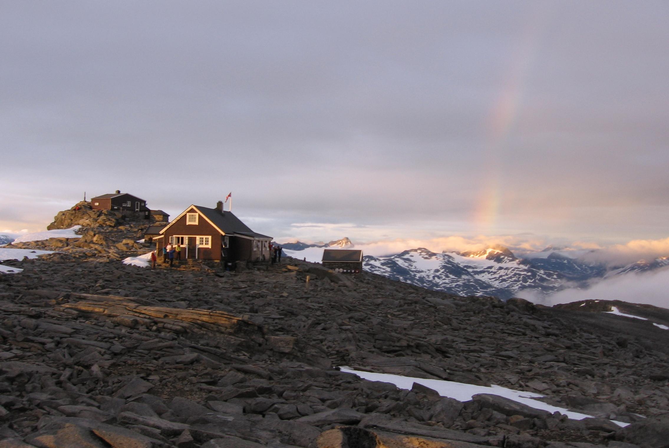 Trekking im Jotunheimen   Skandaktiv INFO