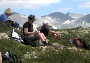 Unterwegs Im Rondane © Norske Bygdeopplevelser AS, 2014 © Norske Bygdeopplevelser AS, 2014