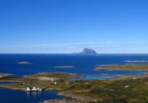 Toppen av Donnafjellet: © Norske-Bygdeopplevelser.2014
