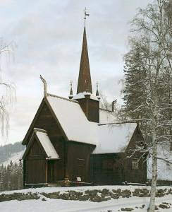 443px-Garmo_Stave_Church_Winter_(edited)