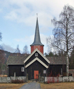 800px-Flesberg_stave_church_1