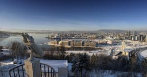 Blick auf Oslo - © Morten Almeland - fotolia.com
