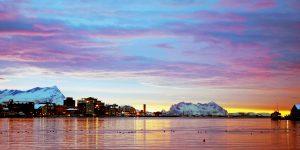 Hafen von Bodø Foto: © Reidar hernes/Nornorge.com