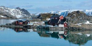 Atemberaubende Landschaft der Insel Magerøy Foto: © Paolo Femicelli / Gästefoto