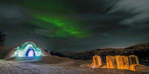 Das Schneehotel in Kirkenes Foto: © NEVRAARTS