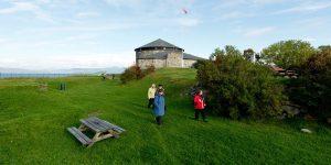 Munkholmen - voll mit Geschichte Foto: © Trym Ivar Bergsmo