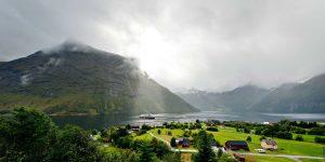 Wunderschöne Landschaft und reich an Kultur Foto: © Trym Ivar Bergsmo