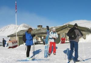 Skitour Rondane © Norske Bygdeopplevelser AS, 2014