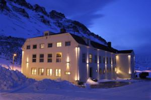 Svalbard Hotel in Longyearbyen - ©terra polaris