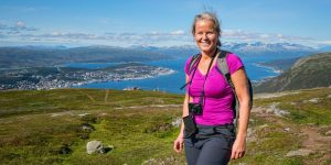 Ausblick auf Tromsø Foto: © Nina Helland