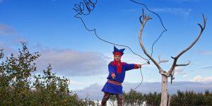 Kultur, Geschichte & Lebensweise der Sami Foto: © Monika Nutz
