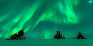 Ein unvergesslicher Ausflug unter Nordlichtern Foto: © Ørjan Bertelsen