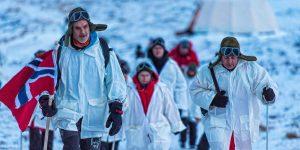 Arktischer Winter Foto: © Ørjan Bertelsen