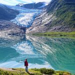 Norwegens zweitgrößter Gletscher Foto: © Wolfgang Kriegel