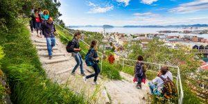 Bergwanderung mit Panonrama-Ausblicken Foto: © Zbigniew Wantuch