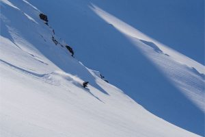 notos003-skitour-norwegen-senja-abfahrt- sophie stevens
