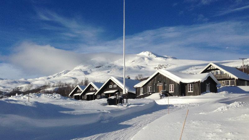 10Hytte 27-32 vinteren 2014 Bessheim